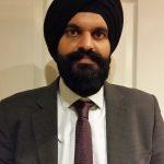 DR A S Johal - Treasurer